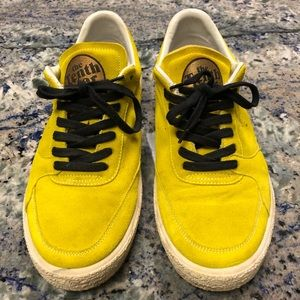 Golden Goose TENTH STAR suede sneakers. Size 40.